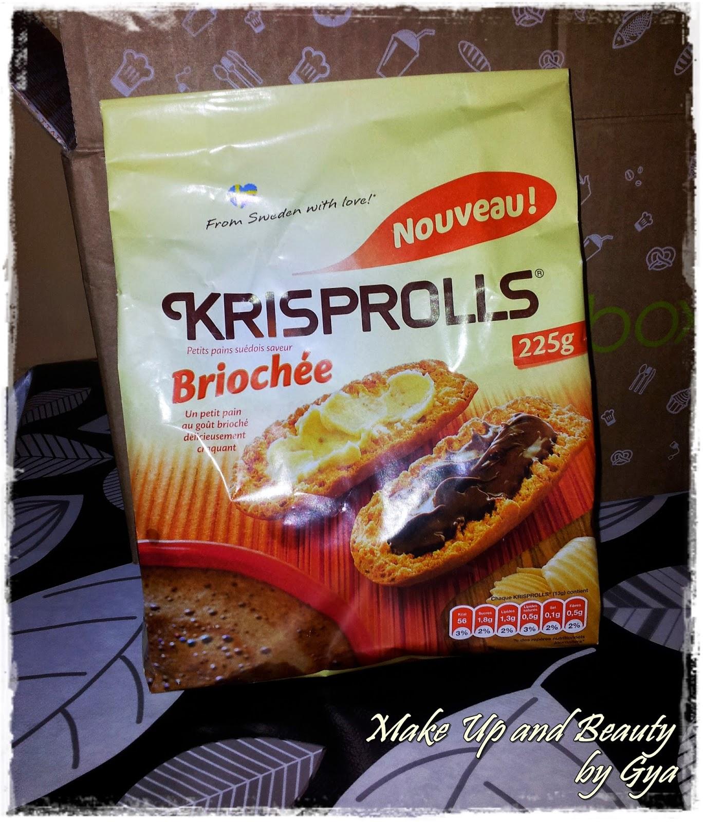 Krisprolls Briochés