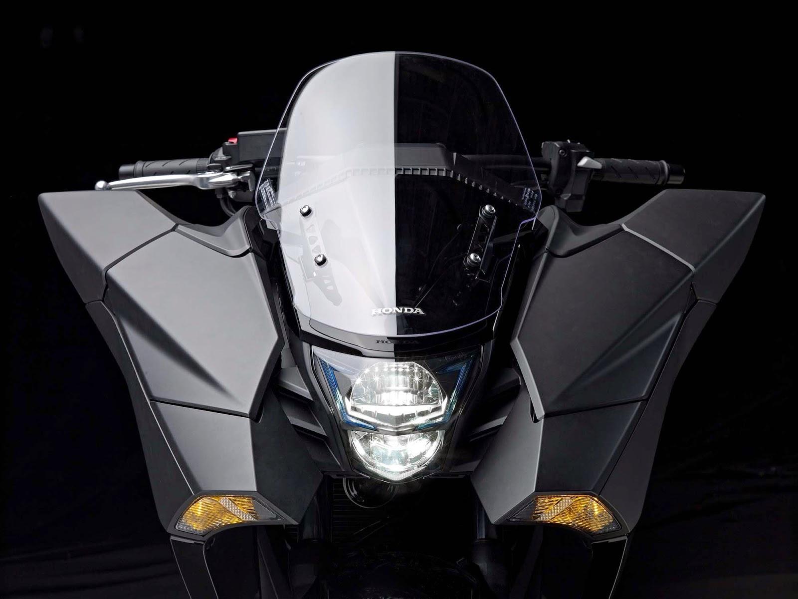 New Honda Vultus NM4 700