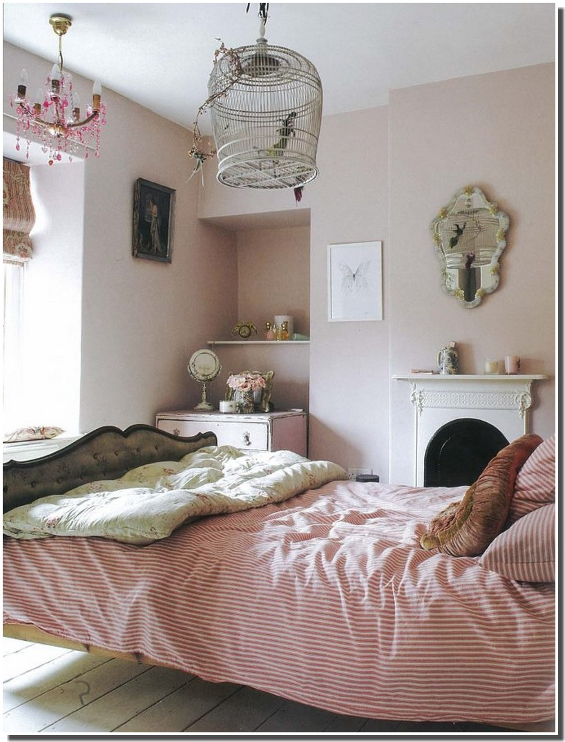 Nassima home juillet 2012 for Chambre style shabby