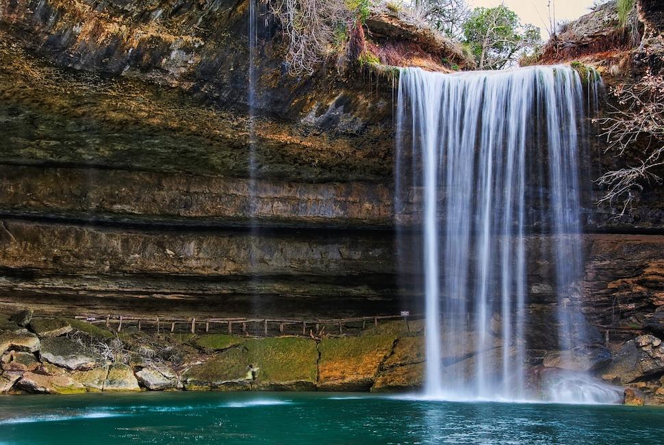 Hamilton Pool Protect In Texas