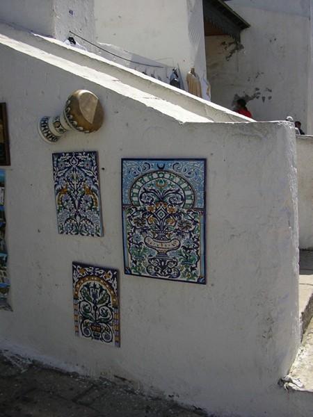Tunezyjskie mozaiki