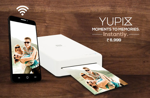 YUPix Smart Pocket Printer