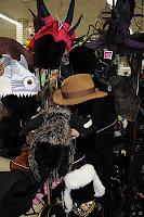 Crazy Halloween Hats