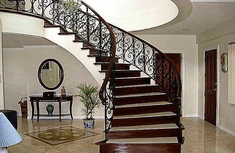 Gambar Tangga Rumah Mewah Desain Interior Terbaru  Desain Tangga