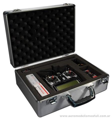 Hitec Aurora 9 Aluminium Transmitter Case