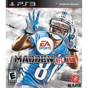 Madden NFL 13 PS3 Release Date