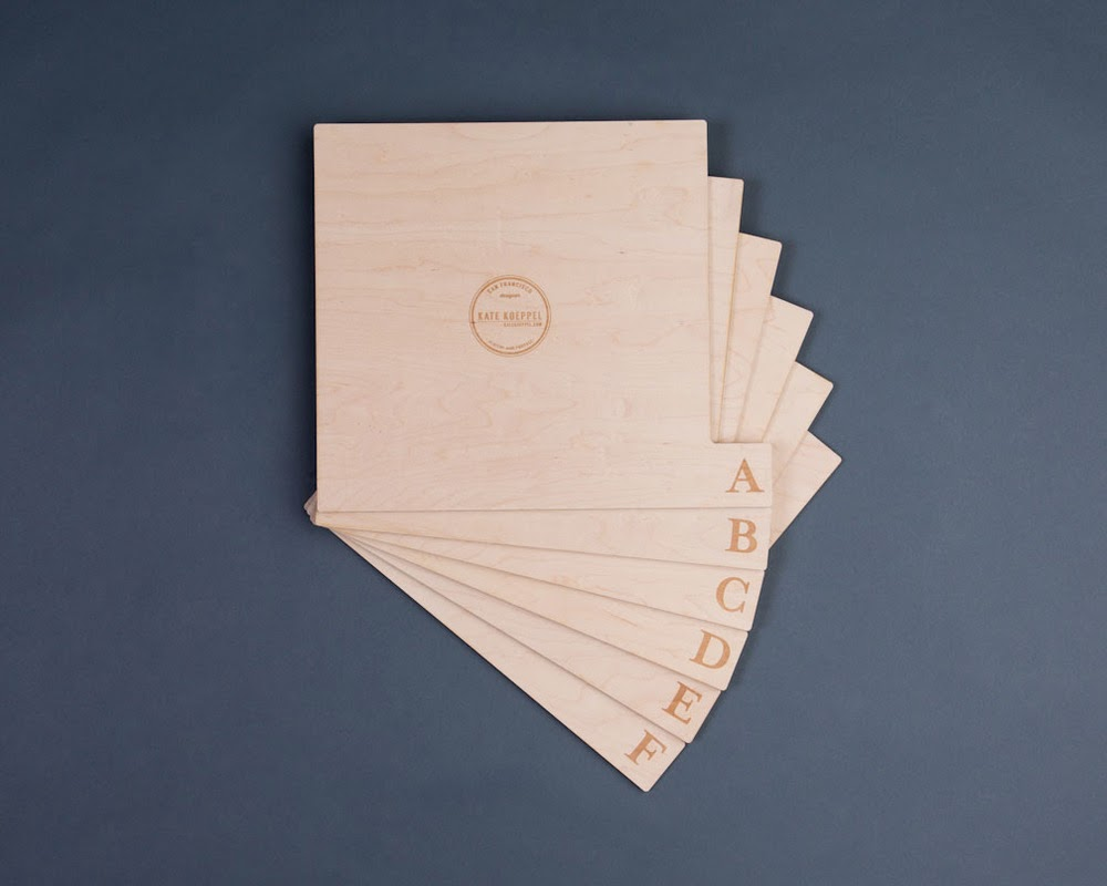 Audiophile Record Dividers