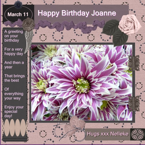 March-11-2016 - Happy Birthday Joanne