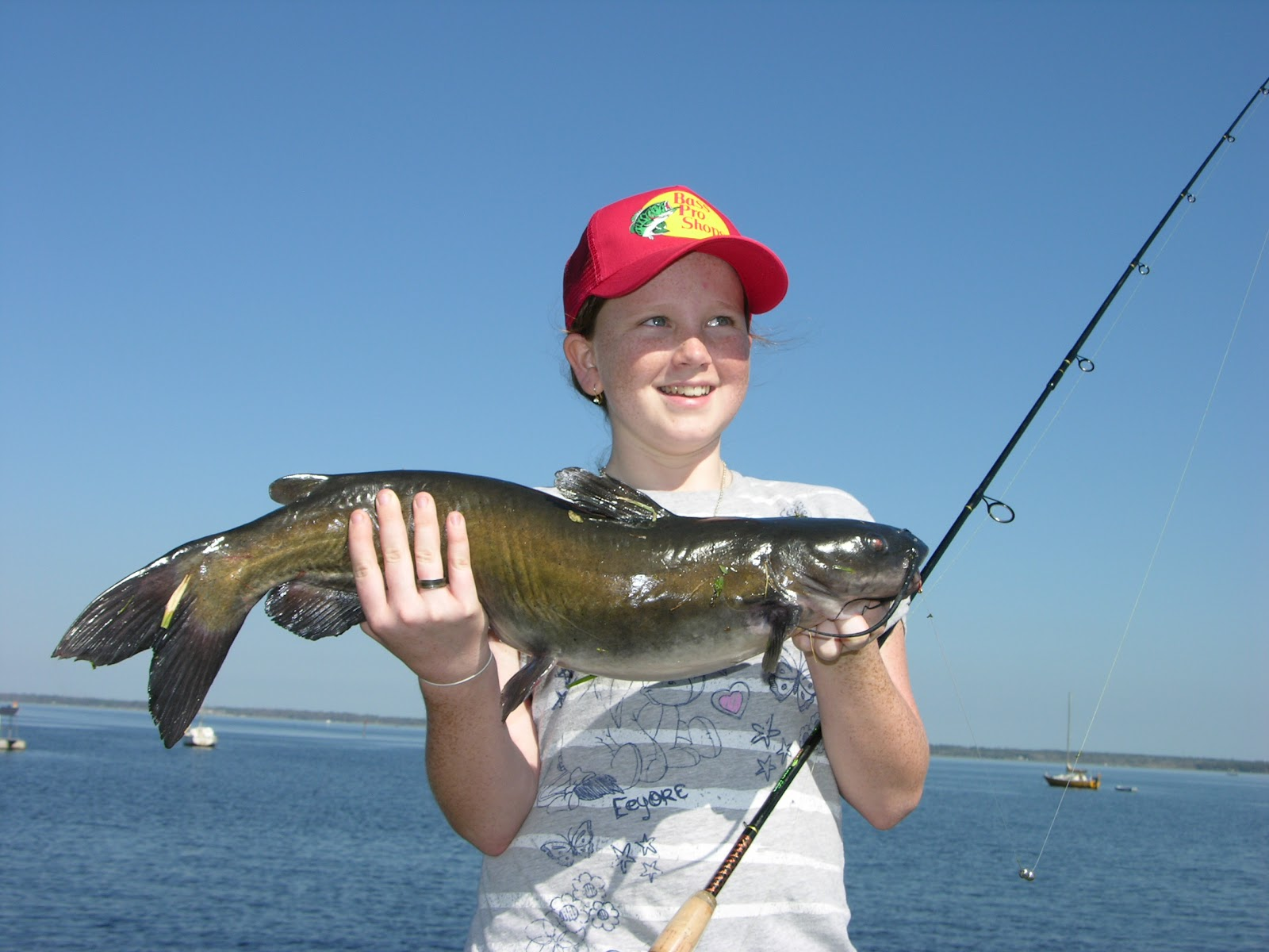 Outdoorscribe during late summer early fall catfish for What does cat fishing mean