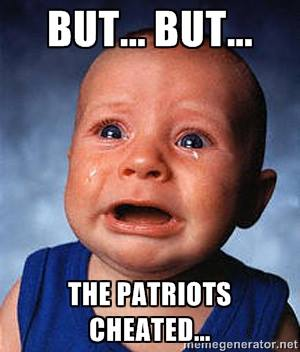 #patriots #nfl #baby._ But... but... The patriots cheated