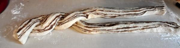 Cinnamon Roll Couronne