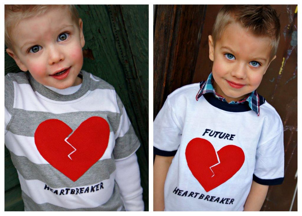 heartbreaker tees for my boys