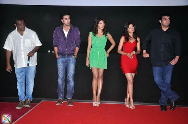 Barfi Official Trailer Ranbir Kapoor Latest News P/Review Images/Photos Videos Online Story