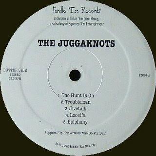 Juggaknots – The Juggaknots LP (1996) (FLAC + 320 kbps)