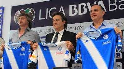 Romano nuevo entrenador de Puebla