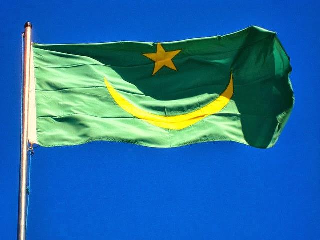 Graafix!: Mauritania flags