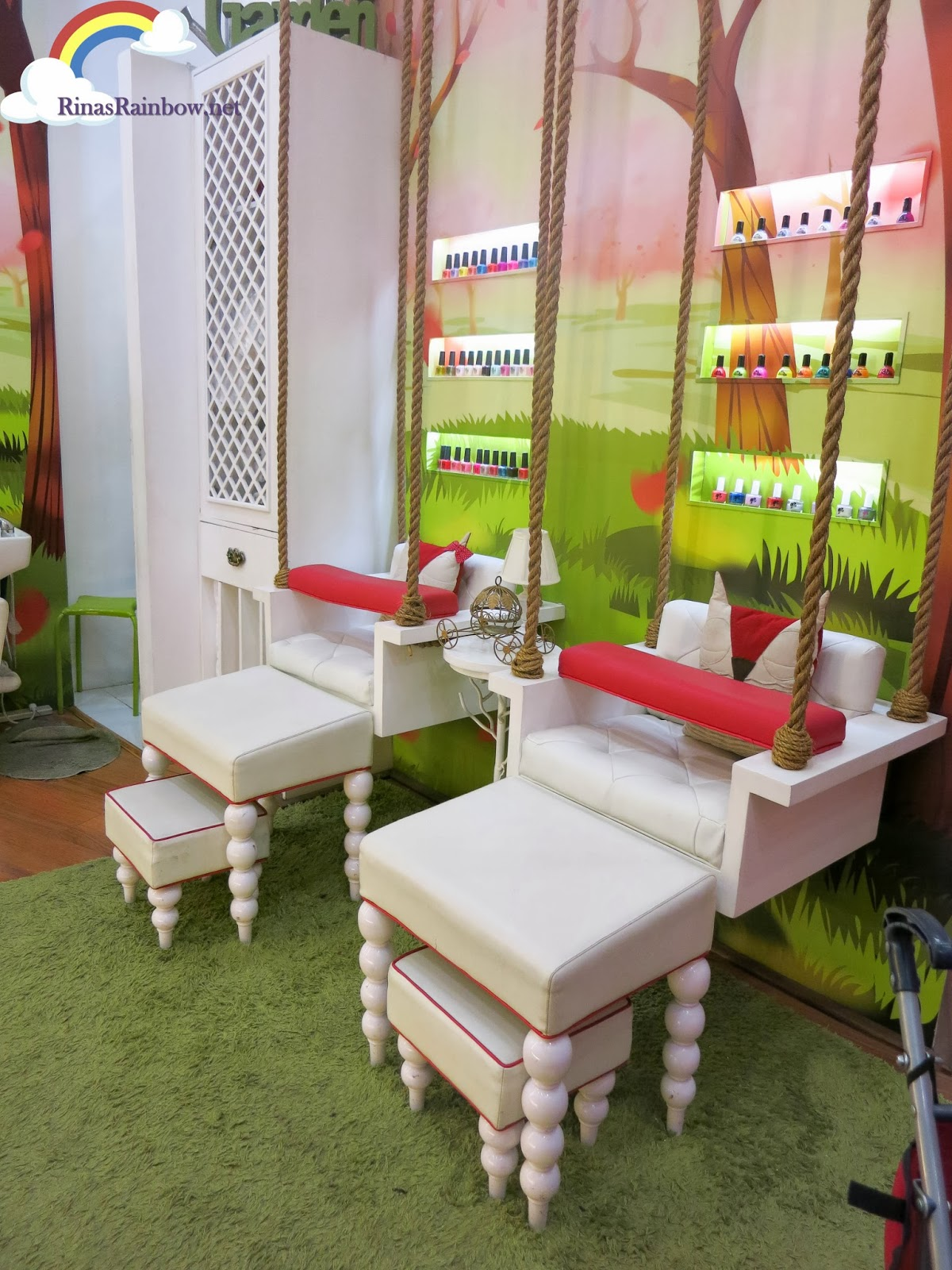 dainty salon peppermint salon