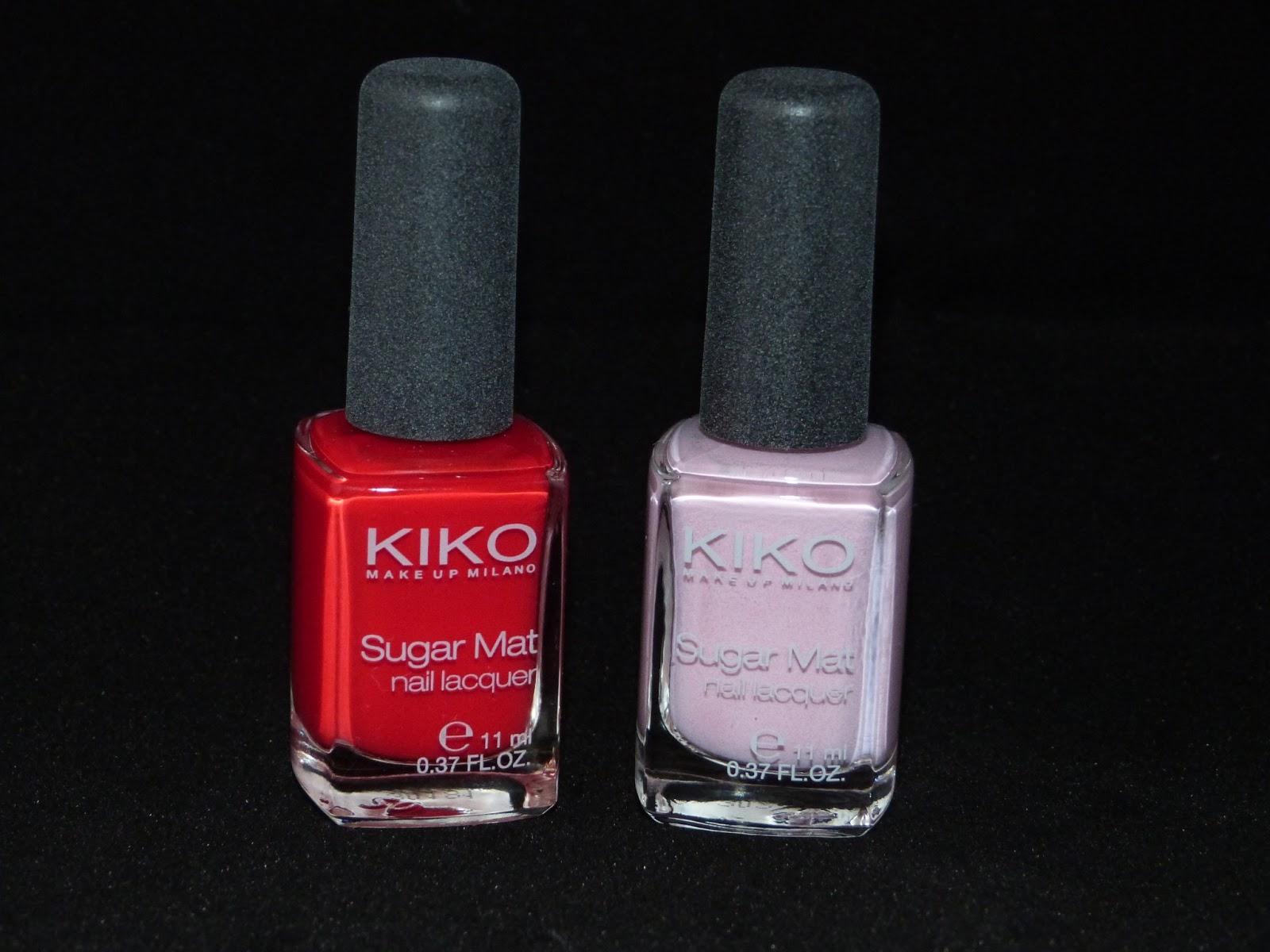 Fotograf as de saioa esmaltes de u as kiko - Pintaunas kiko efecto espejo ...
