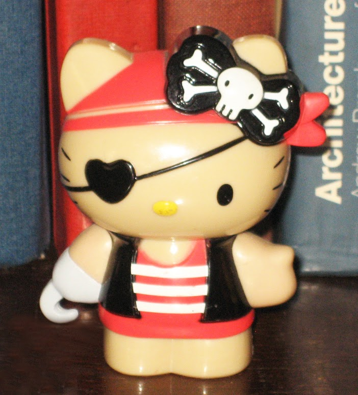 Hello Kitty Toy Food : Percy s fast food toy stories pirate hello kitty