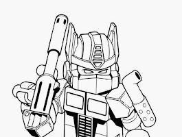 optimus coloring pages. fight of optimus and megatron coloring ... - Optimus Prime Face Coloring Pages