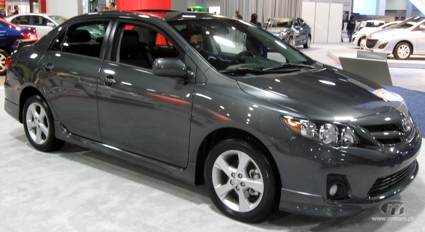 Upcoming 2012 Toyota Corolla Gallery ~ Cars Planet