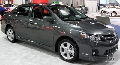 Toyota Auto XXL  Toyota Corolla 2012