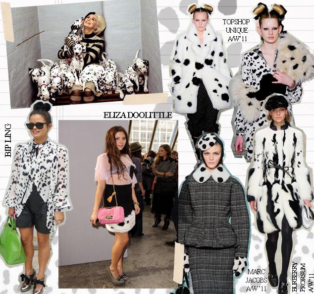 Trend Alert Dalmatian Print Home Decor: TREND ALERT: DALMATIAN PRINT...!!!