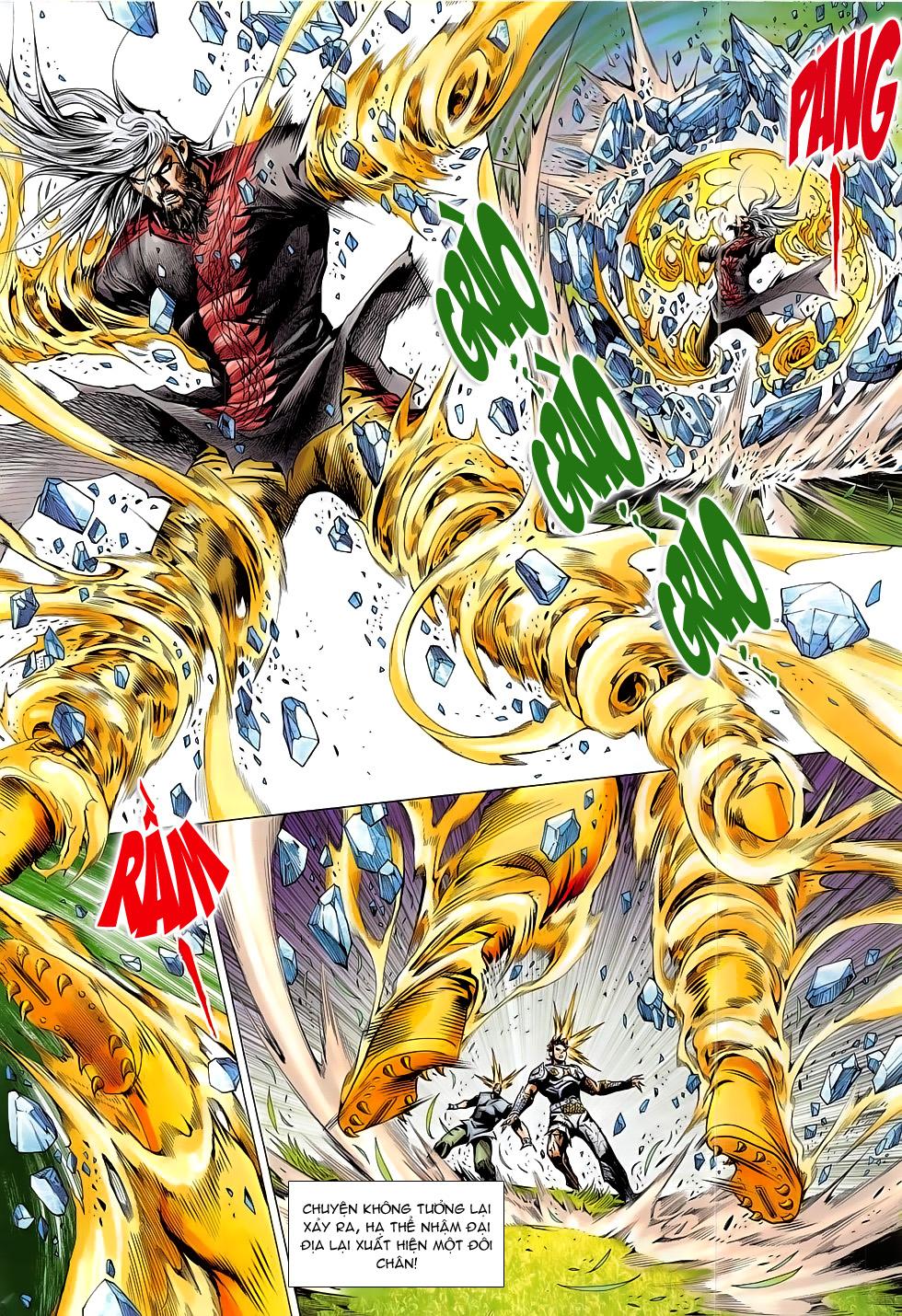 Thần Chưởng trang 10