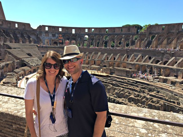 Rome Favourites - The Colosseum was the highlight of my trip!
