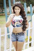 Manali Rathod latest glam pics-thumbnail-6