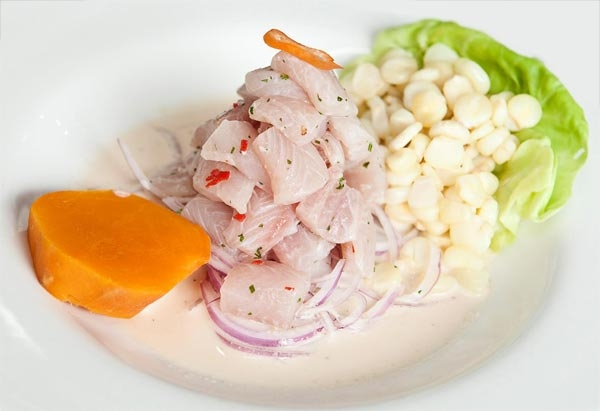 como preparar el plato bandera del Peru - el ceviche peruano