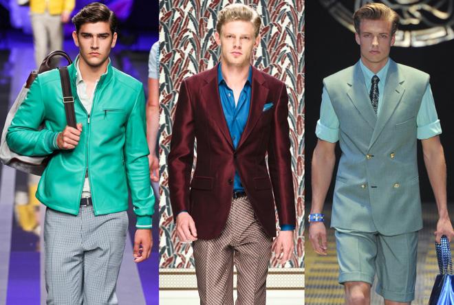 Летние тенденции в мужской одежде