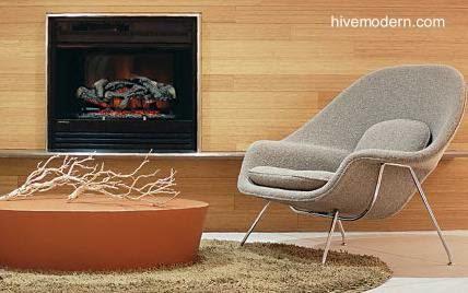 Diseño y decoración de interior moderna