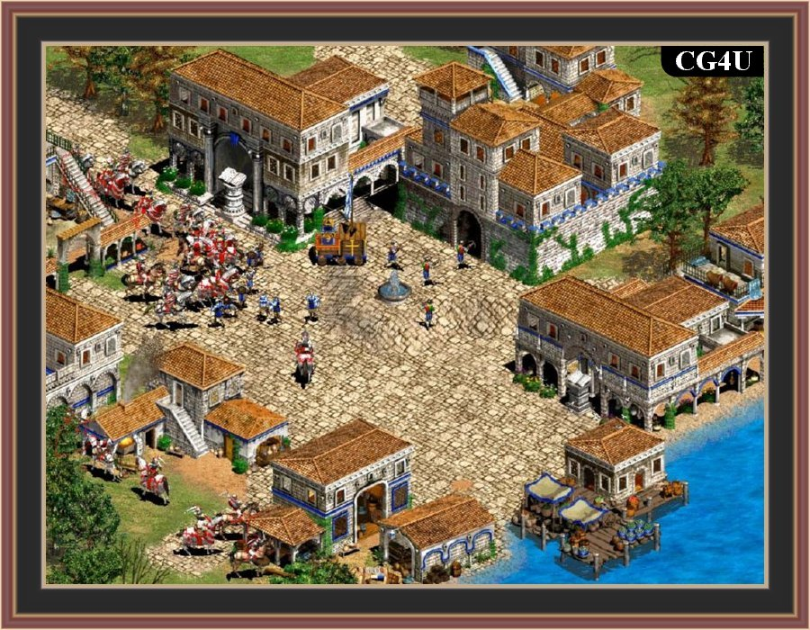 Age Of Empires 2 - The Age Of Kings ScreenShot