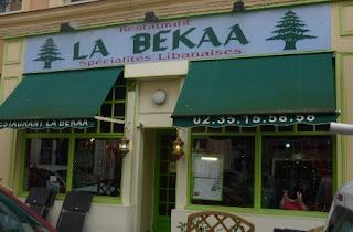 Restaurant La Bekaa à Rouen