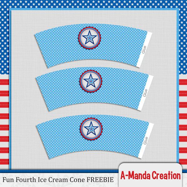 Ice Cream Cone Wrapper Template It's an ice cream cone wrapper