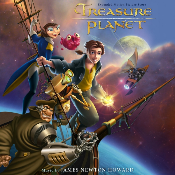 Chronological Scores / Soundtracks: Treasure Planet