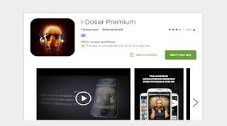 GEGER! Aplikasi Smartphone Bernama I-Doser Ini Bisa Bikin Orang Sakau Seperti Lagi Kecanduan Narkoba http://www.harsindo.com/