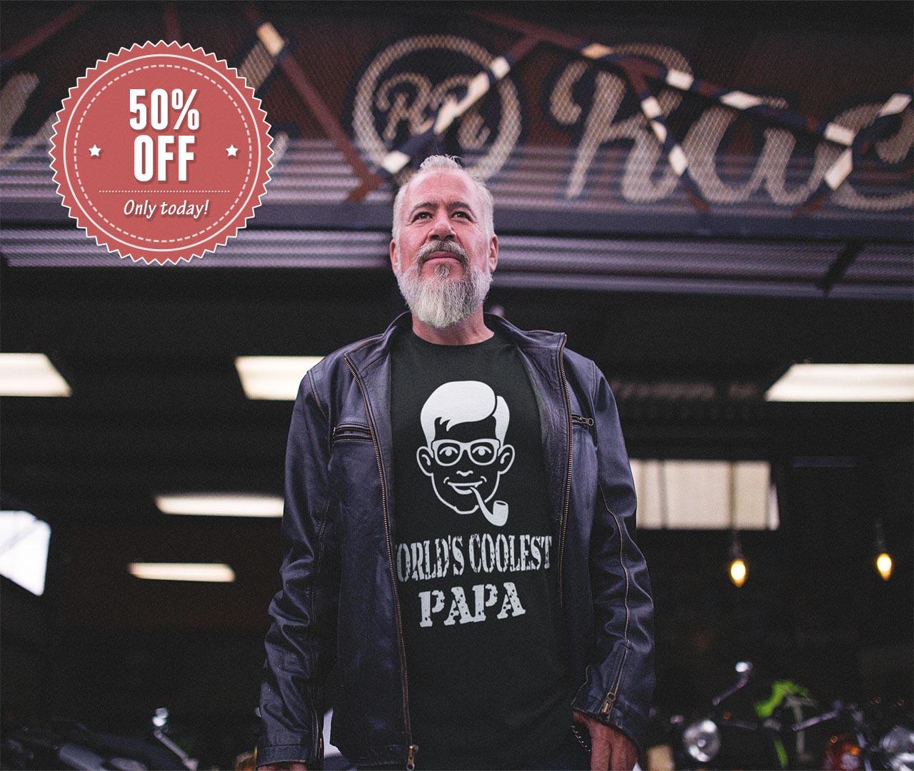 Papa T-Shirt sale