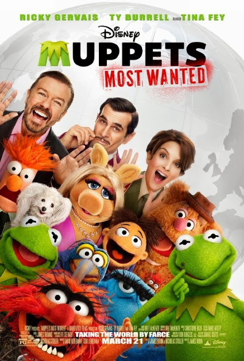Muppets Aranıyor – Muppets Most Wanted (Türkçe Dublaj) Full İndir