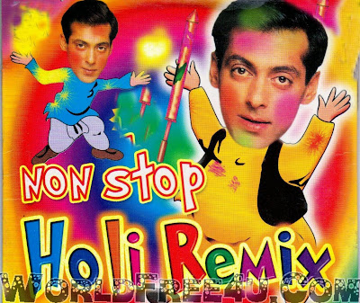 Cover Of Dj Holi Party Remix (2015) Hindi Mp3 Songs Free Download Listen Online