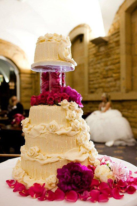 Unique Cake Designs For Wedding : Unique Wedding Cake - Unique Pictures