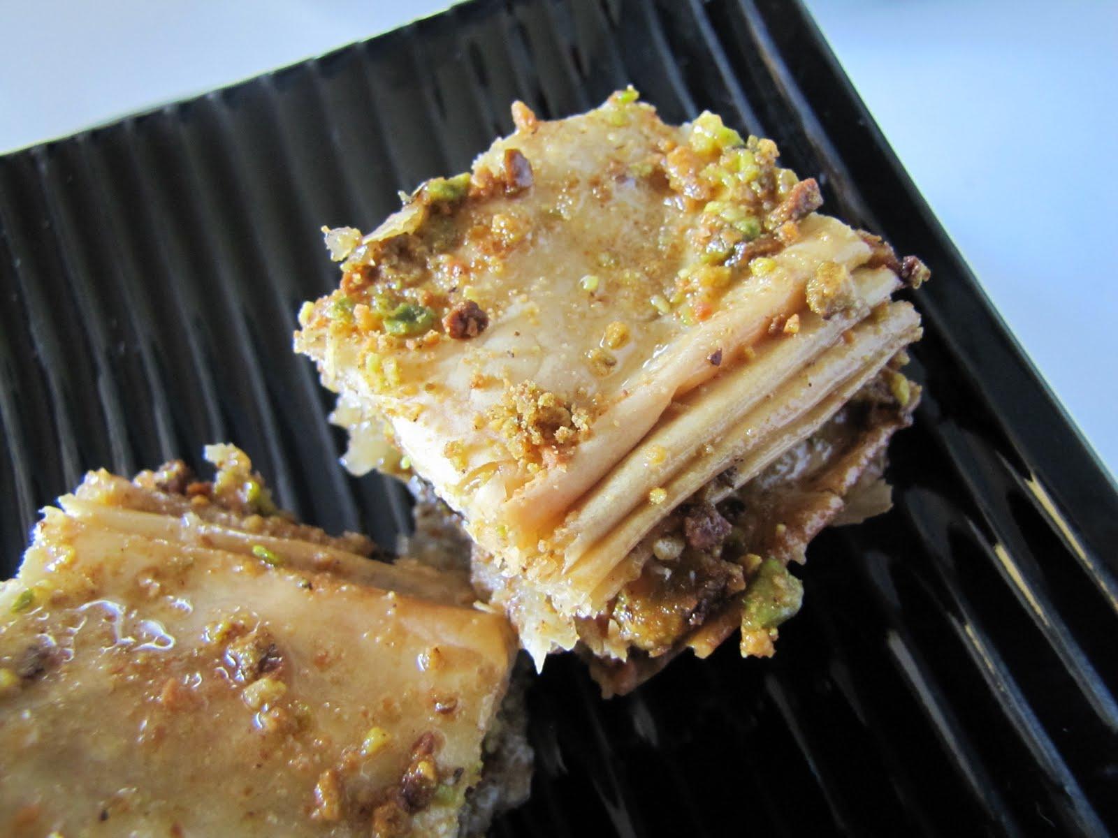 ... baklava baklava french toast pistachio baklava a turkish dessert