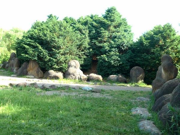 камни трованты разной формы