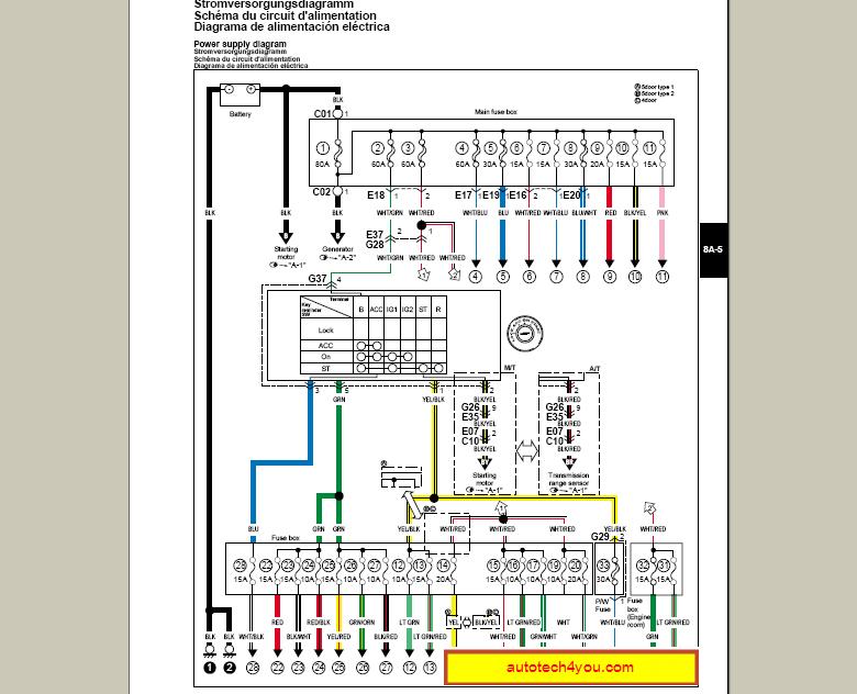 Suzuki Liana Service Manual  U0628 U0631 U0646 U0627 U0645 U062c  U0635 U064a U0627 U0646 U0629  U0633 U0648 U0632 U0648 U0643 U0649