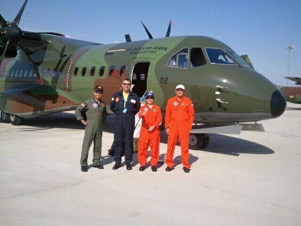 Pesawat CN-295 Kantongi 121 Kontrak Pemesanan