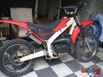 rx king modif trail