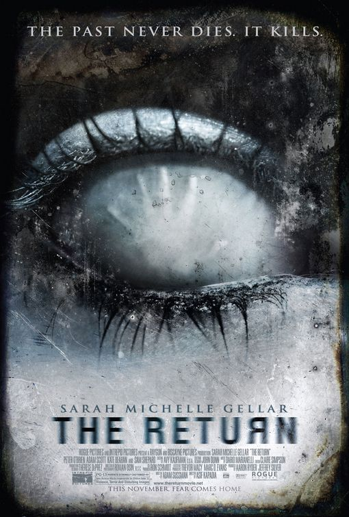 Cinema Freaks: REVIEW: The Return (