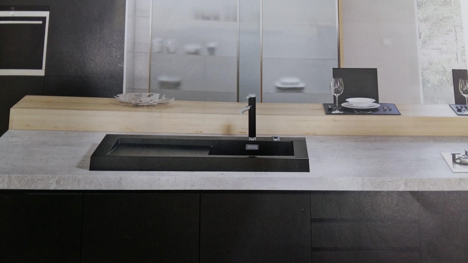 PLATHOO | Diseño de cocinas y baños 3D |: Fregaderos de piedra con ...