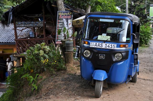 TRANSPORTE EN SRI LANKA